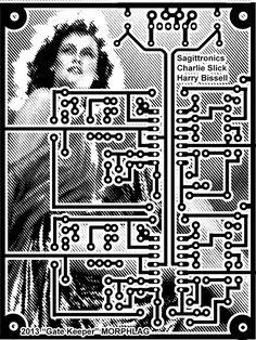 "Sagittronics : Charlie Slick: ""Gate keeper"" MorphLag Portamento and envelope generator"