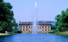 19: Chatsworth House, Derbyshire, UK  Picture: ALAMY