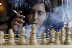 Chess & smoke Carl Barat, Pete Doherty, The Libertines, Sailing, Chess, Smoke, Rock, History, Board