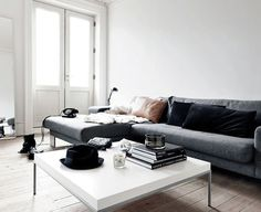 style artbook: Minimalism Apartment in Copenhagen