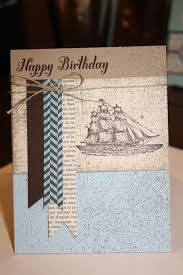Image result for stampin up the open sea cards