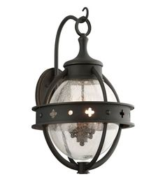 Hey Look What I found at Lighting New York  Troy Lighting B3683 Mendocino 4 Light 24 inch Forged Black Outdoor Wall Lantern #LightingNewYork