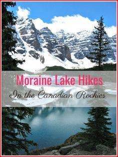 Moraine Lake Hike in
