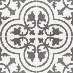 Granada cement Tile - Cluny 888C Design - contemporary - Tile - Los Angeles - Granada Tile