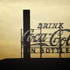 Coca-Cola Bottling-Drink in Bottles