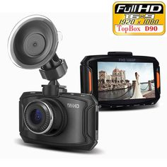 "Car Camera D90 Car DVR Built In Recorder G-sensor Full HD 1080P HDMI 3.0"" LCD 140 Degree G90 Cyclic Recording DVRs DashCam 32G"