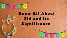 Eid ul-Fitr is the most holy festival of Muslim community. It has its own importance and has different types of celebration. Read this write up to know about Eid and the best places in UK to celebrate this festival.