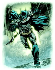 Batman by Robert Atkins and Miguel Sequeira