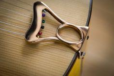 Beardshell Guitars tailpiece