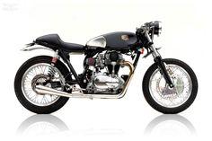 Custom Kawasaki W650