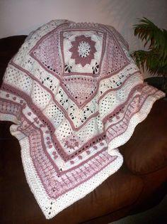 Ravelry: ldennis' Millie's Charlotte blanket