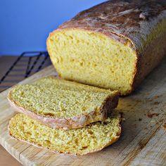 Bread - Pumpkin Yeast Bread | Joanne Eats Well With Others