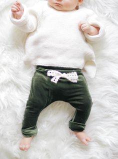 Emerald Velvet Harem Pants | AnchoreDeep on Etsy