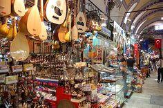 Istanbul Bazar, Turkey