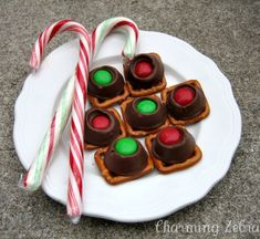 Chocolate Pretzel Goodies Recipe