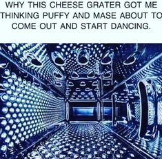 #cheese #grater #cheesegrater #dancing #clubbing #puffy #mase #puffyandmase #comeout #dance #dancedance #moments Cheese Grater, City Photo, Mo Money, Zodiac Quotes, Funny Things, App, Music, Photos, Design