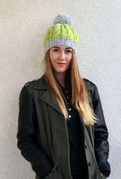 Tango, Knitwear, Winter Hats, Knitting, Fashion, Beanies, Yellow, Tejidos, Moda