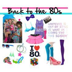 80's theme parties