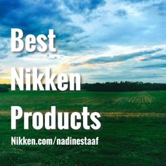 best nikken products- for a few years, and hundreds of customers later, I have discovered some of the best Nikken products to improve your well-being #nikken #products #wellness #prevention #health