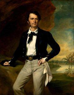 1847 Francis Grant - Sir James Brooke