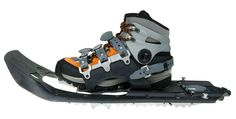 3. Like these. Grab your snowshoes...