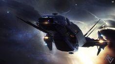 carrack ship star citizen - Google Search
