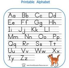 Worksheets English Alphabets In Third Lipi o