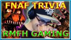 Five Nights at Allens Game Show Trivia Series Episode 2 w/ Guest RMFH Ga...