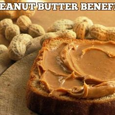 #healthy #eatclean #protein #foodporn #fit #peanutbutter #loseweịght #healthyfat #fitnessfood #hearthealthy  1-Energy Boost: Peanut butter is high in calories and each bite packs a bunch of nutrition. It contains both protein and healthy monosaturated fats, which will give you the energy pick-me-up that you are looking for. Additionally, peanut butter has other nutrients including vitamin B3, tryptophan, and manganese.  2-Cardiovascular Health: The monounsaturated fat in peanut butter has…