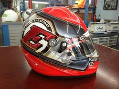 Embedded image permalink Kyle Larson's helmet for truck race!