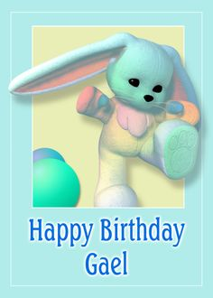 Some Bunny Loves You Birthday card. Personalize any greeting card for no additional cost! Cards are shipped the Next Business Day. Happy Birthday Bunny, Thanks Greetings, Some Bunny Loves You, First Mothers Day, Leonardo, Business Card Mock Up, Anime Artwork, Color Card, Camden