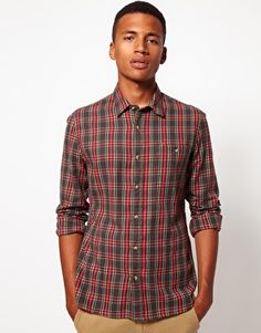 Browse online for the newest ASOS Check Shirt styles. Shop easier with ASOS' multiple payments and return options (Ts&Cs apply). Latest Fashion Clothes, Men's Fashion, Check Shirt, Asos Online Shopping, Shirt Style, Women Wear, Men Casual, Wall, Mens Tops