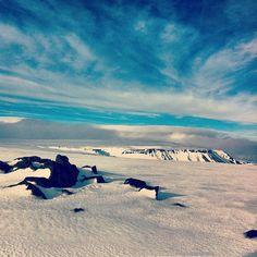 Langjökull - Islande - @papilles- #webstagram