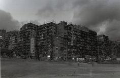 Kowloon Walled City, x © Ryuji Miyamoto / Courtesy of Taka Ishii Gallery Photography / Film, Tokyo Kowloon Walled City, British Hong Kong, Lost In The Woods, Japanese Photography, City Art, Black And White Photography, New York Skyline, Tokyo, Past