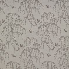 Weeping Willow Marble Jacquard Fabric