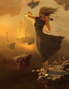 Beautiful Surreal Art by Andrew Ferez » Design You Trust