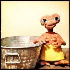 E.T. Bath Time