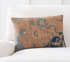 Niles Pillow Cover #potterybarn