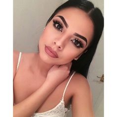 Lashes on fleek #eyelashes #pretty #makeup