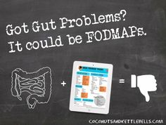 Struggling with gut related issues? Here's an easy-to-understand tutorial on what are FODMAPs, and a printable high FODMAP guide to help you implement a low-FODMAP diet! High Fodmap Foods, Fodmap Diet, Low Fodmap, Fructose Malabsorption, Ulcerative Colitis, Kettlebells, Fodmap Recipes, Holistic Wellness, Coconuts