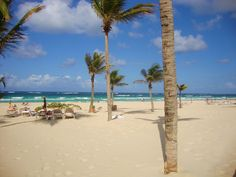 Punta Cana, DR. My future inlaws honeymooned here. Beautiful place I would love to go someday.