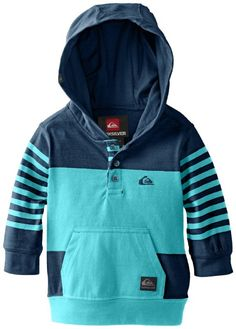 Amazon.com: Quiksilver Baby-Boys Infant Game On Hoodie: Clothing