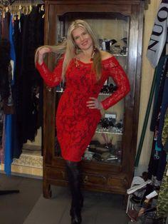 Rosso vestito