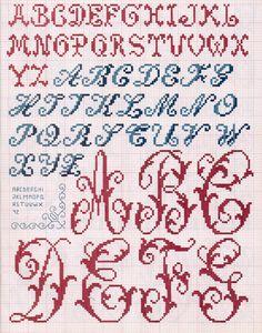 Gallery.ru / Фото #13 - Le idee di Susanna - Enciclopedia degli alfabeti…