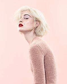 Steffi Soede by Marc de Groot for Vogue Nederland September 2016