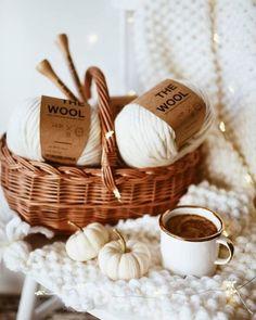 Morning Coffe, Mood And Tone, Autumn Aesthetic, Yarn Thread, Yarn Colors, Crochet Yarn, Wool Yarn, Holidays And Events, Lana