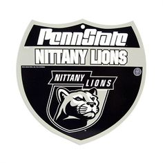 Penn State Nittany Lions Interstate Sign
