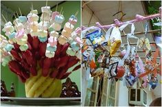 This breathtaking artwork: hotdogs and marshmallows on sticks. 18 Filipino Birthday Party Things That'll Give You Intense Flashbacks 90s Party Decorations, Christmas Party Themes, Christmas Party Invitations, 1st Birthday Party For Girls, Birthday Party Themes, Filipino Christmas Recipes, Filipino Recipes, Filipino Food Party, Fiesta Theme Party