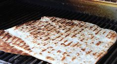 Grilling Pizza Instructions. Because, not all of us know how to do this, right. Look how easy it is, though.