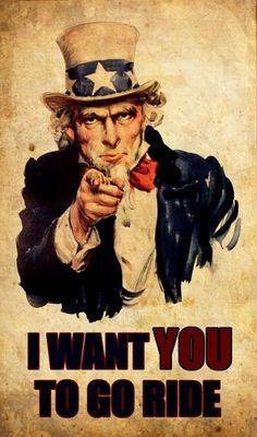 Uncle Sam always knows best